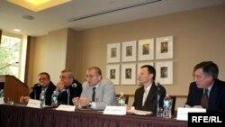 Конференция в Колумбийском Университете Нью-Йорка