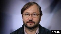 Ресейлік саясаттанушы Михаил Виноградов.