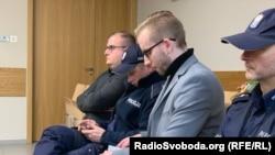 Michal Prokopowicz appears in a Krakow court on January 14.