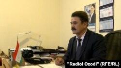 Ҷалолиддин Раҳимов