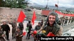 Вывод советских войск из Афганистана, 1988 год