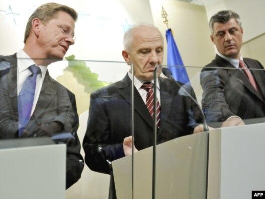 Predsednik Kosova Fatmir Sejdiju, Priština, 27.avgust 2010.