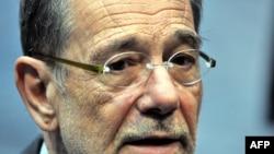 «خاویر سولانا» مسئول پیشین سیاست خارجی اتحادیه اروپا.