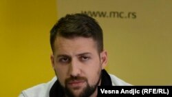 Edin Koljenović, foto: Vesna Anđić