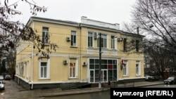 Будівля суду в Сімферополі