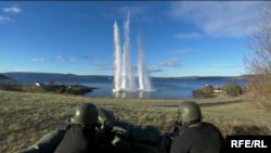 Учения Trident Juncture в Норвегии, 2018 год