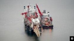 Allseas – це компанія-підрядник, що займається прокладанням трубопроводів у морі