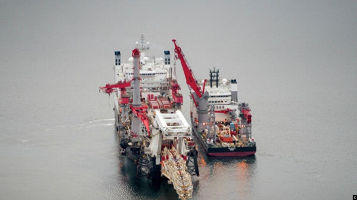 «Вмешательство во внутренние дела» €? реакция Германии на санкции США против «Северного потока-2»