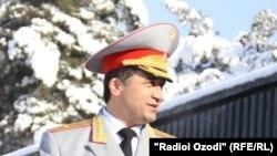 Генерал Абдухалим Назарзода