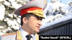 Абдухалим Назарзода, бывший заместитель министра обороны Таджикистана.