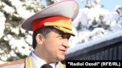 Бывший заместитель министра обороны Таджикистана Абдухалим Назарзода, известный в Таджикистане как Ходжи Халим.