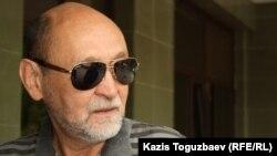 Мұхтар Зимановтың адвокаты Нұрлан Өстеміров. Алматы, 11 шілде 2013 жыл.