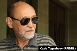 Адвокат Нурлан Устемиров. Алматы, 11 июля 2013 года.
