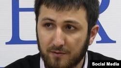 Гражданский активист Мухаммад Магомедов.
