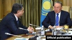 Լուսանկարը՝ Ղազախստանի նախագահի պաշտոնական կայքէջի