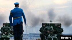 Beograd: Obeležavanje Dana primirja