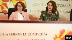 Од прес конференција на ДИК