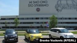 """Fabrika automobila """"Fiat"""", Kragujevac"""