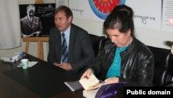 Әхәт Салихов һәм Роза Корбан