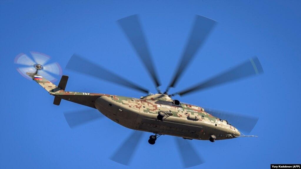 Тошкент кўчаларини вертолётлар назорат қиладиган бўлди