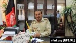 د کندز د امنیت امر محمد معصوم هاشمي