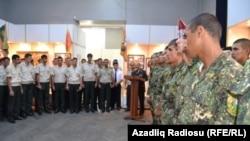 Bakı, Naxçıvanski -120 tədbiri