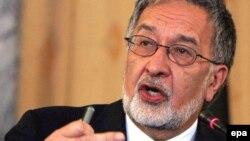 Залмай Расул, бывший министр иностранных дел.