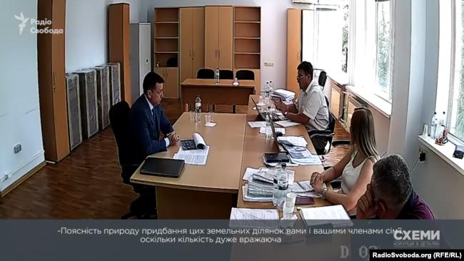 Засідання однієї з комісій із відбору кандидатів до ДБР