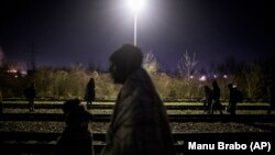 Migrantët në Bosnje