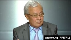 Абдыганы Эркебаев.