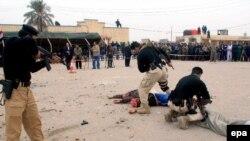 قرار است در طرح امنیتی دولت عراق با گروه های مسلحی که صدها نفر را کشته اند برخورد شود.