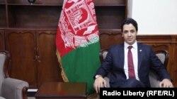 اجمل حمید عبدالرحیم زی سخنگوی وزارت مالیه افغانستان