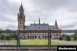 Будівля Міжнародного суду ООН в Гаазі (©Shutterstock)