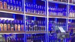 Aşgabatda alkogolly içgiler dükanlarda 10:00 bilen 20:00 aralygynda satylyp başlandy