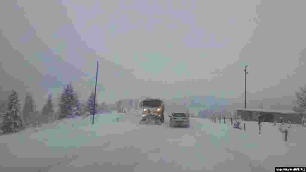 Sneg u BiH