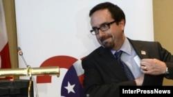 Новый посол США в Турции Джон Бас