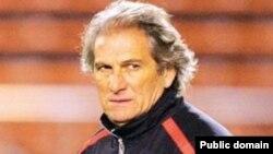 مانوئل ژوزه، سرمربی پرتغالی باشگاه پرسپولیس.