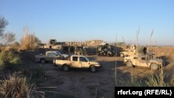 آرشیف، عملیات نیروهای امنیتی افغانستان در تخار