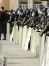 Разгон митинга коронаскептиков во Владикавказе, 20 апреля 2020 года. Иллюстративное фото