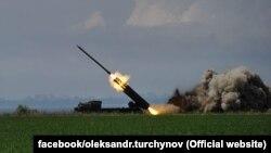 Ракетні випробування в Одеській області