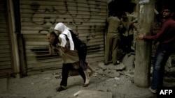 Илустрација: Борби во Сирија.