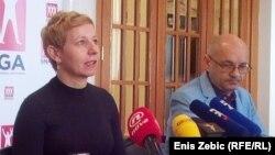 Nicole Kwiatkowski i Goran Aleksić