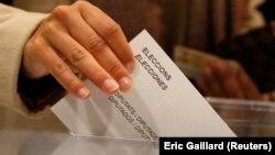 Կատալոնիայում տեղական ընտրություններ են, Սան Ցուգատ դել Վալես, 21-ը դեկտեմբերի, 2017թ.