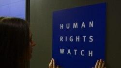 HRW: Türkmenistan iň ýapyk we basyşly ýurtlardan biri bolmagynda galýar