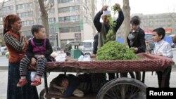 Çinin Sincan əyaləti - Şərqi Türküstandan fotolar