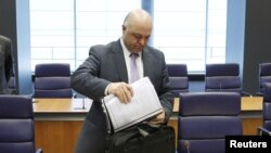 Министр финансов Греции посл саммита в Люксембурге