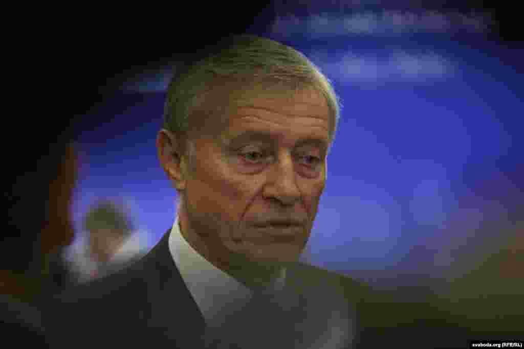 Былы генэральны сакратар АДКБ (2003-2017) Мікалай Бардзюжа