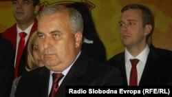Зоран Ѓорѓиевски, кандидат за градоначалник на Куманово од владејачката партија ВМРО-ДПМНЕ.