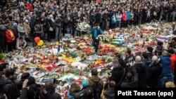 Унаслідок вибухів у Брюсселі в березні 2016 року загинуло понад 30 людей