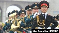 Аскердик парад, Бишкек
